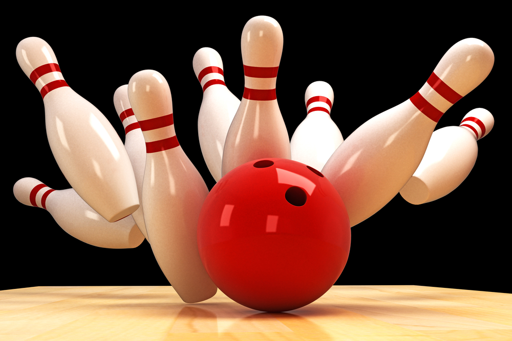Image result for Satan Bowling A Strike on Christian