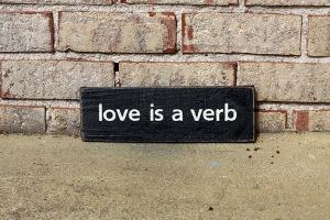 verb love
