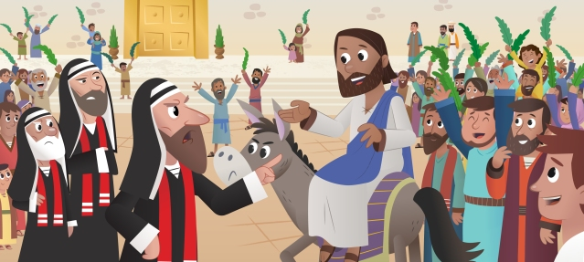 Image from YouVersion Bible app for kids